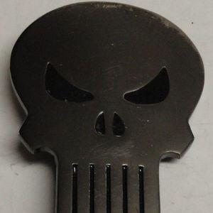 The Punisher Belt Buckle Marvel Skull